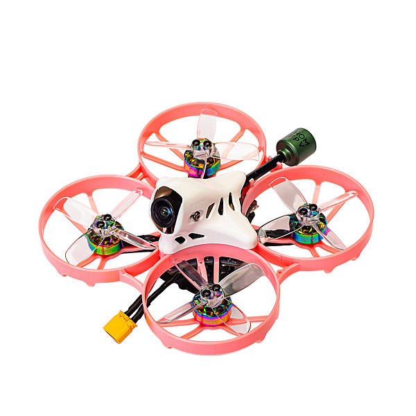 HOMFPV Unicorn 2 Inch 2-4S 90mm Wheelbase FPV Racing RC Drone F4 AIO 10A BLHeli_S 4IN1 ESC 1203 5000KV Brushless Motor for DJI Digital Image Transmission
