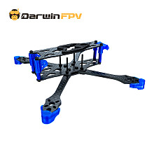 DarwinFPV Darwin79 3 Inch 140mm Wheelbase FPV Quadcopter Frame 3K Carbon Fiber Rack Drone Spare Parts