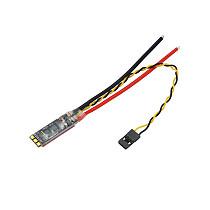 Flycolor 1pcs/4pcs  Raptor SLIM 40A 2-4S BLHeli-S ESC 3 in 1 Driver IC Support Dshot600 35*10*7mm Mini Size for RC Models