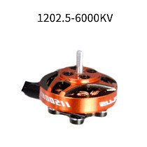RCINPOWER GTS V2 1202.5 11500KV 2S 6000KV 4S Brushless Motor for FPV Racing 1.6inch-3inch Toothpick Cinewhoop Ducted Drones