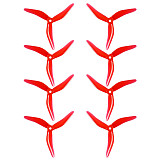 2/4Pairs DALPROP Nepal N2 T5142.5 5.1inch Cyclone Propeller 3 Blade FPV Propeller CW CCW POPO for RC Racing Drone