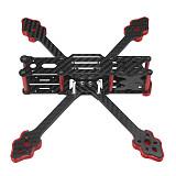 JMT Three210 V2 210mm Wheelbase Quadcopter FPV Racing Carbon Fiber Frame for 5inch Blades FPV Drone