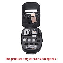 FEICHAO Drone Backpack Shoulder Bag Carrying Hard Case Outdoor Hardshell Storage Bag For DJI FPV Combo Glasses V2 Drones Box Package