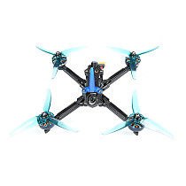 iFlight Mach R5/R5 HD 215mm 5inch 6S FPV Racing Drone PNP BNF with Vista Nabula Nano /F7 55A AIO Board / XING2 2506 1850KV Motor