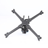IFlight Mach R5 220mm 5inch HD FPV Frame with 6mm Arm Support 22-23-24-25 Motor Propeller for PFV Racing Drone RC Quadcopter