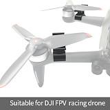 ShenStar 3D Printed Propeller Holder Bracket Paddle Prevent Shaking Stabilizer Fixing Mount Base For DJI FPV Drone Accessories