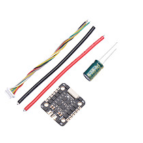 FEICHAO EM20 EM40A 20A/40A BLheli_S 2-6S 4in1 DShot600 Brushless ESC for DIY RC Drone FPV Racing Quadcopter Helicopter