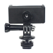 For GoPro Tripod Mount Adapter Converter Monopod Holder Adaptor for Go Pro Hero 8 7 6 5 4 for Osmo Action Camera Accessories