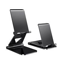 Aluminum Alloy Tablet Holder Stand Universal Metal Phone Holder Foldable for Mobile Holder Phone Stand Desk Adjustable Support