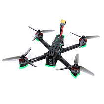 iFlight Nazgul5 V2 Nazgul5 HD 5Inch RC FPV Racing Drone w/ Caddx Nebula Nano Digital HD System SucceX-E F7 45A BLHeli_S ESC