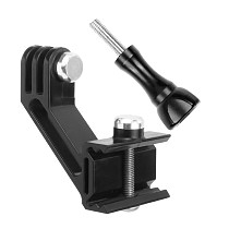 FEICHAO 3D Printed PLA Sports Camera Mount for Picatinny Rail 20MM Rail Mount Adapter for Gopro SJCAM for OSMO Action Camera