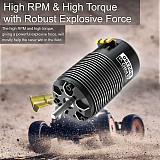SKYRC High Quality TORO X8 PRO V3 1/8 Brushless Motor for Racing Off-road Vehicles
