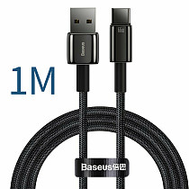 Baseus 66W USB-C Charger Cable USB to Type C Lead Data Cord for Huawei Samsung Phone New