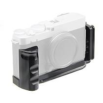 BGNING Adjustable L Plate Hand Grip for Fuji XE4 Quick Release L Vertical Board Bracket Holder for FUJIFILM X-E4 SLR Camera Accessories