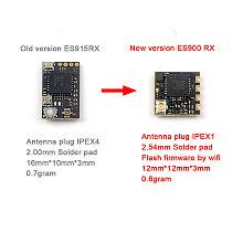 ExpressLRS ES900TX ES900RX 915Mhz 868MHz Long Range Module for Radiomaster TX16S Jumper T12 T18 FPV Micro Mini Long Range Drones