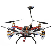 RC Drone Quadrocopter 4-axis Aircraft Kit F330 MultiCopter Frame 6M GPS APM2.8 Flight Control No Transmitter No Battery