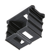 ShenStar 3D Printed TPU Battery Holder/Camera Mount/Receiver Cover for iFlight ProTek25 Pusher RC FPV Racing Drone Spare parts