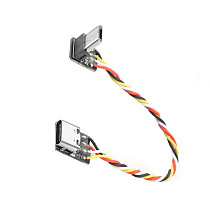 Diatone Mamba Micro to Type-C Tuning Extension Cable Type-C Male to Female 100mm For DIY RC Drone FPV Racing Parts Accessories