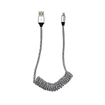 FEICHAO Nylon Remote Control Data Cable for DJI Phantom 3 4 Pro V2 Wire Connet Mobile Phone Tablet Transmission Android Micro USB/Type-c