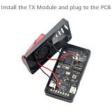 Happymodel 2.4g ExpressLRS ELRS Nano TX module ES24TX Slim for X-lite Tango2
