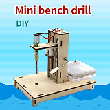 FEICHAO Steam Toys For Children Educational Science Experiment Technology Toy Set DIY Wood Drill Kids Toys for 1-3mm Wood Plastic Board
