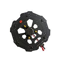 TAROT-RC X6 X8 Series Frame Parts - Bottom Plate PCB Power Integrated Board TL6X004 / TL8X025 for TL8X000 TL8X000-Pro