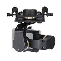 Tarot TL3T-OEM01 Gopro Hero3/3+/4 Metal Three-Axle Gimbal OEM Version For Quadcopter Multicopter Frame / RC Racing Drone Part
