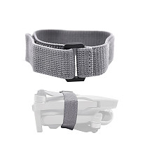 BGNING Nylon Elastic Propeller Blade Tape Straps Holder Motor Fixed Belt Loop Cable Cord Ties For DJI Mavic Pro / Air 2s / Mini 2 Drone