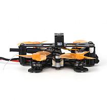 IFlight Baby Nazgul Nano SucceX F4 1S 5A AIO 50mW Runcam Atom 800TVL XING 0802 20000KV 1S Brushless FPV Nano Drone