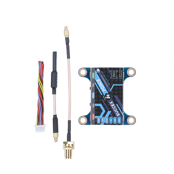 iFlight SucceX-Force 5.8GHz 48CH PIT/25mW/100mW/400mW/800mW Switchable FPV VTX Video Transmitter For RC Mini Drone Accessories