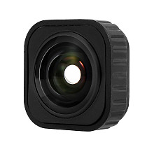 FEICHAO MAX Lens 155° Wide-angle Protective Cover for GOPRO HERO9 Camera BLACK