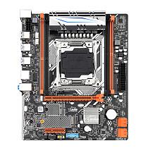 JINGSHA X99M-H Motherboard LGA2011-3 ATX 4 * DDR4 Slots for NVME M.2 SATA 3.0 SSD for Xeon E5 2678 2620 2650 V3 CPU Processor