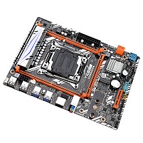 JINGSHA X99D4 Motherboard LGA 2011-3 E5 V3 CPU M-ATX Desktop DDR4 RAM Supports E5 2680V3 2620V3 2650V3 2690 V3 E5 2678V3 SATA3.0