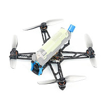 BETAFPV HX115 LR Toothpick Drone F4 1S 12A AIO Flight Controller with Built-in ExpressLRS ELRS 2.4G Receiver 1102 18000KV Motor