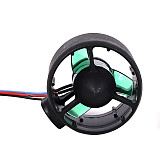 FEICHAO RC Boat Underwater Thruster Propeller Engine w/ 3-Blade Used In DIY Nest Ship Model Anti-Rust Accessories