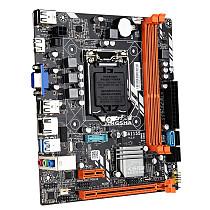 JINGSHA B75M Desktop Motherboard B75 LGA1155 For i3-2100 i3-2120 i3-3240 i5-2400 i5-3450 i5-3470 i7-2600 CPU Support DDR3 Memory