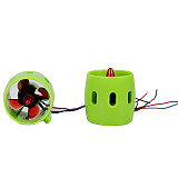 FEICHAO 12-24V 20A Brushless Motor 4 Blade Underwater Thruster RC Bait Boat Accessory Plastic RC Boat Accessories High Performance