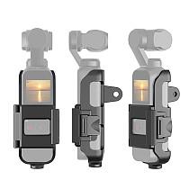 FEICHAO Protective Cover for OSMO Pocket 2 Bracket Frame Housing Shell 1/4  Screw Hole For DJI OSMO Pocket Handheld Gimbal Camera