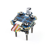 iFlight SucceX-D Mini F7 TwinG Stack with F7 TwinG V2.0 Flight Controller /SucceX Mini 55A 2-6S 4-in-1 ESC 600MW VTX for HD FPV