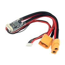 JMT APM2.8 2.6 2.5 2.52 Pixhawk Power Module 25V 70A with 5.3VDC BEC Available with XT60 For RC Helicopter Accessories