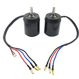 FEICHAO 6384 Sensory Brushless High Power Motor With hall 120KV 150KV for Electric Four-wheel Remote Control Skateboard