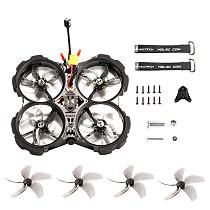 HGLRC Veyron30CR Analog Zeus  F722 Mini BLHELI 28A 350mW Caddx Ratel 2 AEOLUS 2004 3000KV 4S 1800KV 6S 3inch Cinewhoop Drone