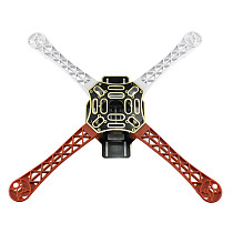 QWinOut DIY RC Drone Aircraft Kit Quadrocopter 4-axis F450-V2 Frame Kit 920KV CW CCW Brushless Motor with 30A ESC with 9443 Propeller