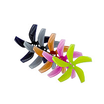 4Pairs GEMFAN D51 51mm 2020 5-Blade PC Propeller with 1.5mm Mounting Hole for RC FPV Racing Freestyle Cinewhoop Ducted Drone
