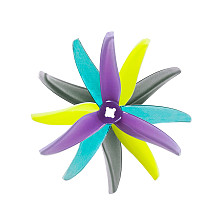Gemfan Hurricane 3520 3.5X2X3 3-Blade PC Propeller for RC FPV Racing Freestyle 3inch Cinewhoop Ducted Drones Replacement Parts