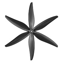 1/2 Pair Gemfan 8040 8X4X3 3-Blade PC Propeller RC Multirotor X-Class 8inch CW CCW Props for FPV Racing Drones RC Quadcopter
