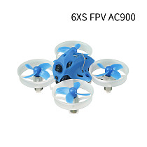LDARC TINY 6XS 7XS 1S RC FPV Racing Indoor Brushed Toothpick Drone PNP BNF with 1/3 COMS Camera AIO Flight Control+VTX AC900 RX