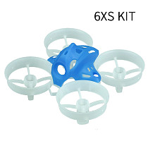 LDARC TINY 6XS 7XS KIT 65mm/75mm Wheelbase Brushed Frame for for 716/820 Motor FPV Racing Drone RC Quadcopter DIY Spare Parts