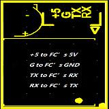 NameLessRC TinyGPS 5V 9600dps BDS GLONASS GPS Module 12X16X6mm for RC Airplane FPV Racing Long Range LR4 LR5 LR7 Drones