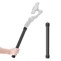 BGNing Carbon Fiber Extension Monopod Pole Stick SLR Stabilizer Gimbal Rod Monopod for DJI OSMO Mobile 3 /Ronin S /Zhiyun Crane2